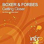 Boxer Getting Closer