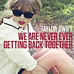 Cover Art: We Are Never Ever Getting Back Together