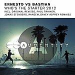 Ernesto Who's The Starter 2012