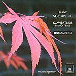Bamberg Trio Schubert: Klaviertrios