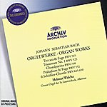 Helmut Walcha Bach, J.S.: Organ Works