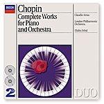 Claudio Arrau Chopin: Piano Concertos Nos.1 & 2 Etc (2 Cds)