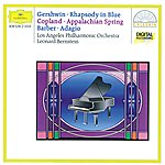 Los Angeles Philharmonic Orchestra Gershwin: Rhapsody In Blue / Copland: Appalachian Spring / Barber: Adagio For Strings