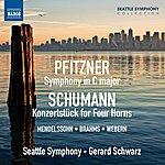 Seattle Symphony Pfitzner: Symphony In C Major - Schumann: Koncertstück For Four Horns