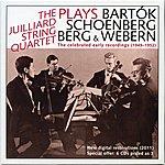 Juilliard String Quartet The Juilliard Quartet: The Celebrated Early Recordings (1949-1952)