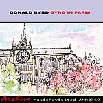 Donald Byrd At The Olympia, Paris