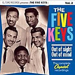 The Five Keys Out Of Sight Out Of Mind - Complete Capitol Recordings Vol. 2