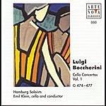 Emil Klein Boccherini: Cello Concertos Nos 5/6/7/8