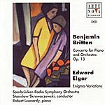 Stanislaw Skrowaczewski Britten: Concerto For Piano And Orch. Op. 13/Elgar: Enigma Variations Op. 36