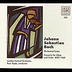 Ross Pople Bach: Orchestral Suites Vol. 2 No. 3,4bw1070