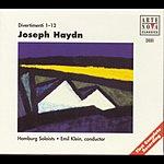 Emil Klein Haydn: Divertimenti Vol. 1-4