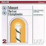 Academy Of St. Martin-In-The-Fields Mozart: The Last 5 Symphonies (2 Cds)