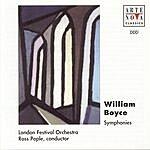 Ross Pople Boyce: Symphonies Nos 1/2/3/6/7/8