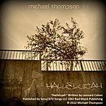 Michael Thompson Hallelujah - Single
