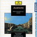 Camerata Bern Albinoni: Oboe Concerto In C Op.7 No.5; Adagio In G Minor For Strings And Organ