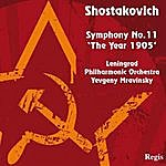 "Yevgeny Mravinsky Shostakovich: Symphony No. 11 ""The Year 1905"""