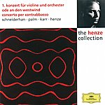 Wolfgang Schneiderhan Henze: Violin Concerto No.1; Ode To West Wind; Double Bass Concerto