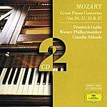 Friedrich Gulda Mozart, W.A.: Piano Concertos Nos.20, 21, 25 & 27 (2 Cd's)