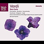 Galina Gorchakova Verdi: Don Carlo (3 Cds)