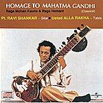 Ravi Shankar Homage To Mahatma Gandhi