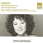 Emma Johnson Mozart: Clarinet Concerto; Clarinet Quintet