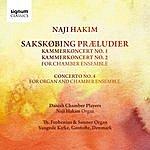 Naji Hakim Naji Hakim: Sakskøbing Præludier