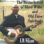 K.M. Williams The Resurrection Of Blind Willie And Old Time Spirituals