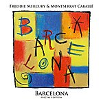 Freddie Mercury Barcelona (Special Edition)