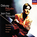 Jean-Yves Thibaudet Debussy: Complete Works For Solo Piano, Vol.1 (2 Cds)