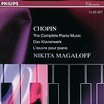 Nikita Magaloff Chopin: The Complete Piano Music (13 Cds)