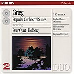 English Chamber Orchestra Grieg: Popular Orchestral Suites (2 Cds)