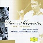 Michael Collins Mozart / Beethoven: Clarinet Concertos
