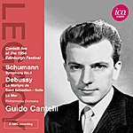 Guido Cantelli Cantelli Live At The 1954 Edinburgh Festival