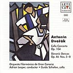 Adrian Leaper Dvorak: Cello Concerto, Slavonic Dances