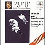 David Zinman Beethoven: Symphonies Nos. 5 & 6