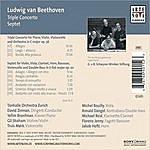 Gil Shaham Beethoven: Triple Concerto/Septet