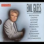 Emil Gilels Emil Gilels Edition Vol. 1-5