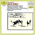 Boston Symphony Orchestra Ravel: Boléro; Pavane; La Valse