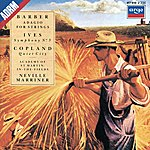 Academy Of St. Martin-In-The-Fields Barber: Adagio For Strings / Copland: Quiet City / Ives: Symphony No.3, Etc.