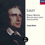 Jorge Bolet Liszt: Piano Music (9 Cds)