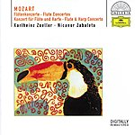 Karlheinz Zoeller Mozart: Flute Concertos Nos.1 & 2; Flute & Harp Concerto K.299
