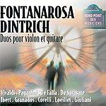 Patrice Fontanarosa Duos-Oeuvres De Vivaldi,Paganini,Falla, Sarasate, Ibert, Granados, Etc