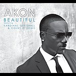 Akon Beautiful (Int'l 2trk)