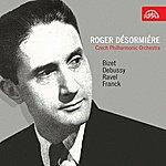 Czech Philharmonic Orchestra Roger Désormiére / Bizet, Debussy, Ravel, Franck