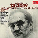 Czech Philharmonic Orchestra Železný: I. Symphony, Concerto For Viola And Chamber Orchestra