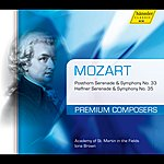 Iona Brown Mozart: Symphonies Nos. 33 & 35