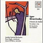 Ross Pople Stravinsky: Pulcinella/Soldier's Tale