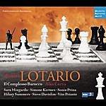 Alan Curtis Händel: Lotario