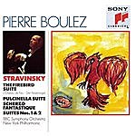 Pierre Boulez Stravinsky: The Firebird Suite; Pulcinella Suite; Scherzo Fantastique; Suites Nos. 1 & 2
