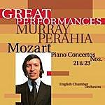 Murray Perahia Not Released - Mozart: Concertos For Piano Nos. 21 & 23